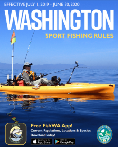 washington sport fishing rules
